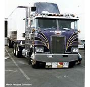 Peterbilt 352 Cabover Truck  Trucks We Got