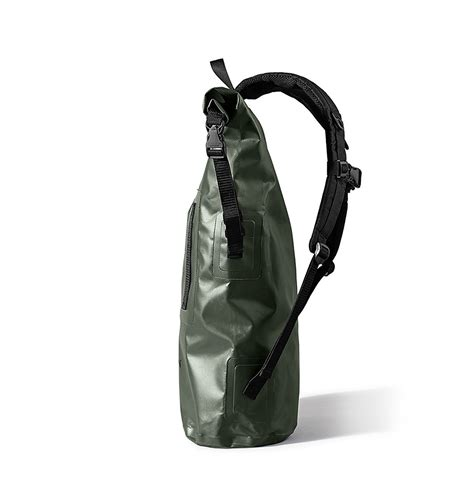 duffle backpack filson duffle backpack green water and wear