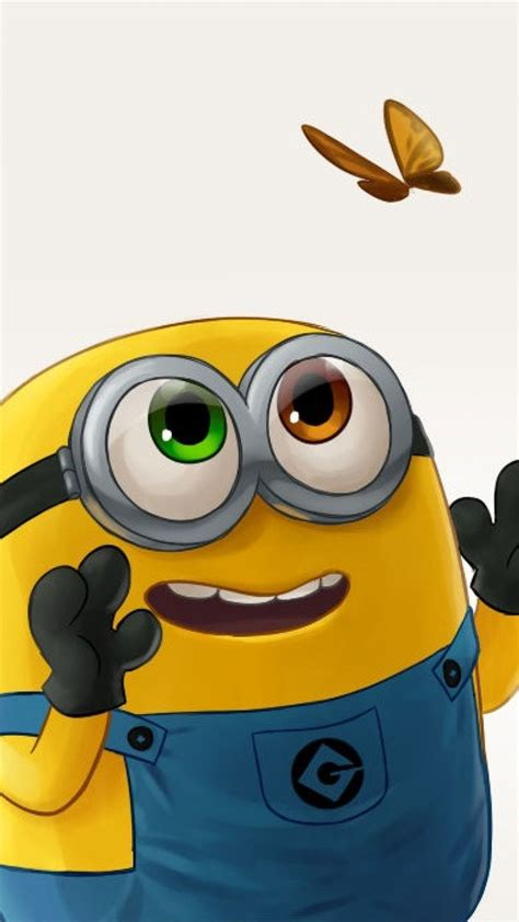 minion hd iphone wallpaper hupages  iphone