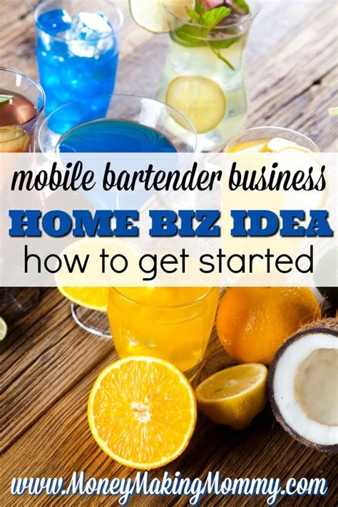 mobile bartender mobile bartender business plan setting up your mobile