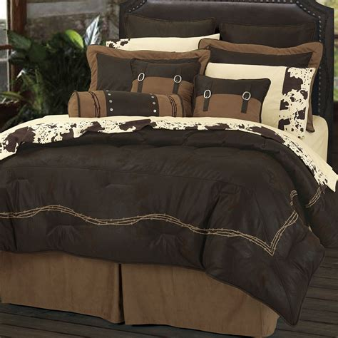 western comforters cheap barbwire 5 7 pc western comforter bed set