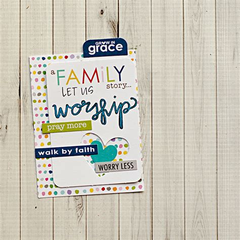 greenwood illustrated faith in your scrapbook