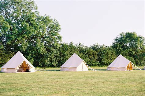 Wedding Tent by Gling Weddings Weddings Tents Luxury Bell Tent Hire