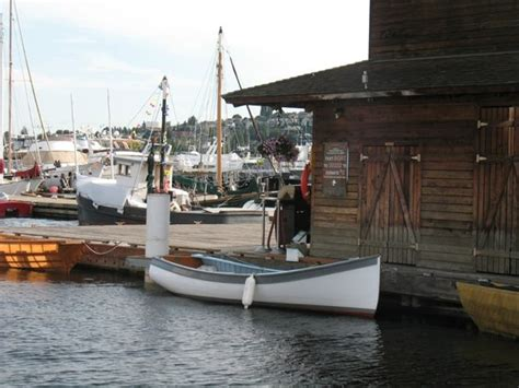 the center for wooden boats valley street seattle wa boats on the dock picture of the center for wooden boats