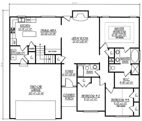 single story house plans with bonus room house plans with bonus room one story