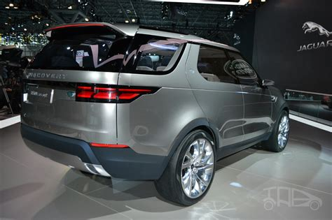land rover discovery concept land rover discovery vision concept new york liev