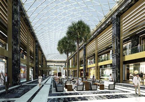 layout of avenues mall the avenues kuwait building shops e architect