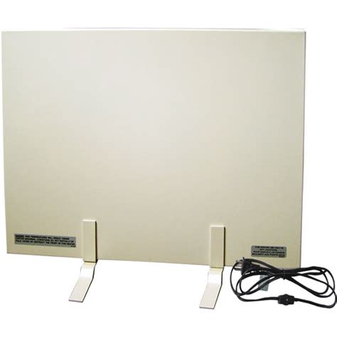 Office Desk Heater Flat Panel Heater For Legs And Desk Office Ebay