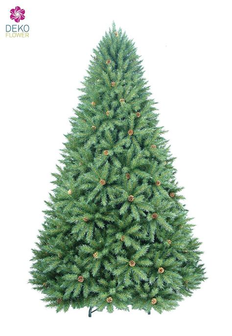 weihnachtsbaum deluxe forest 270 cm in gr 252 n