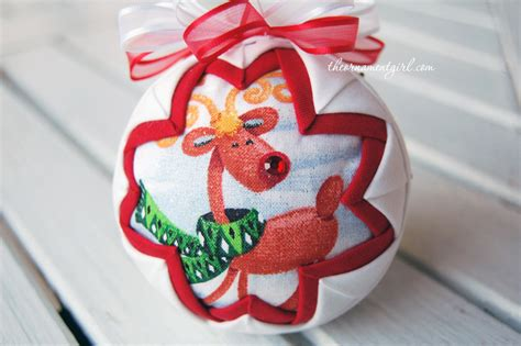 quilted ornament patterns quilted snow globe ornament pattern e book no sew the