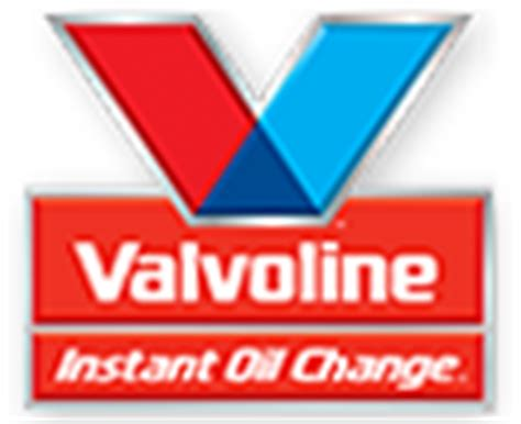 valvoline light bulb replacement coupon valvoline instant change