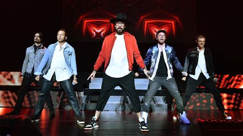 Backstreet Boys Ihre Larger Than Life Show In Las