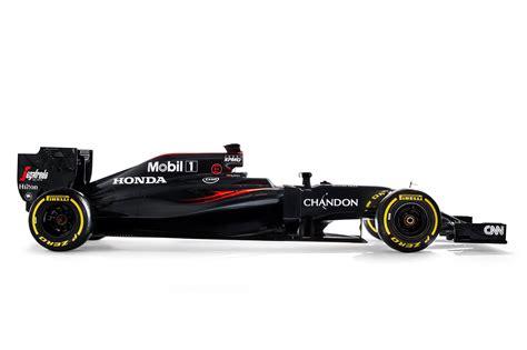 mclaren mp4 f1 official 2016 mclaren mp4 31 formula 1 car gtspirit
