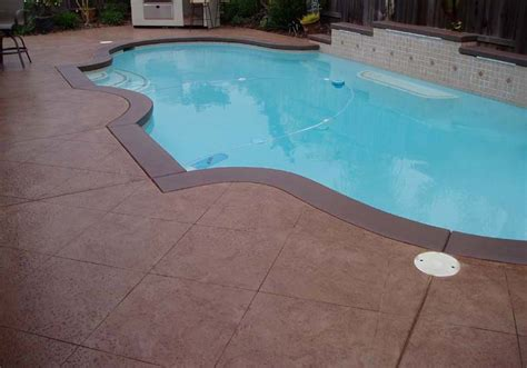 pool patio paint painted outdoor concrete around pool pressure washing services exterior interior