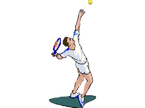tennis swing style tennisearth com how to hit a tennis serve
