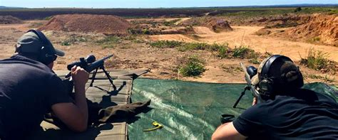 Adelaide Shooting Range Packages - southern shooters