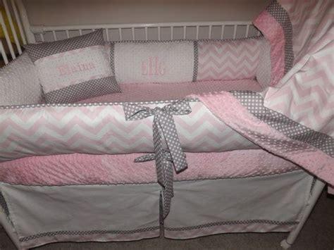 pink and grey chevron baby bedding baby bedding girl crib set with light pink and gray chevron deposit crib sets girls