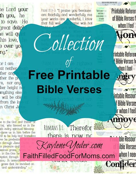 printable bible quotes beautiful passages from books