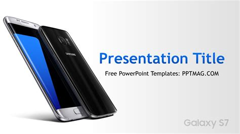 samsung powerpoint template free samsung galaxy s7 powerpoint template pptmag