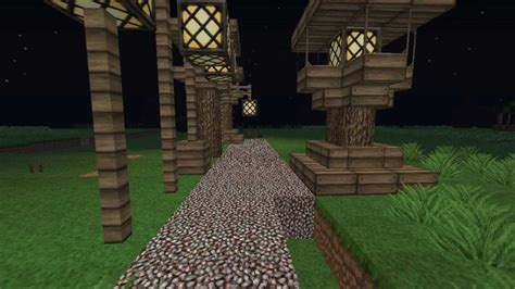 Report Street Light Out Minecraft Medieval Street Lamps Tutorial Youtube