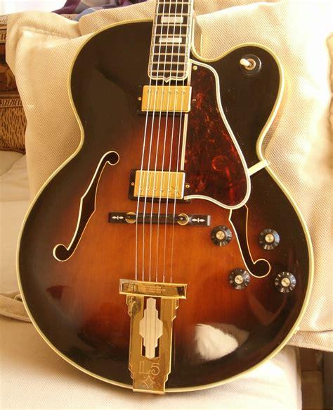 Vintage L by Gibson L 5 Ces Vintage Sunburst Image 21219