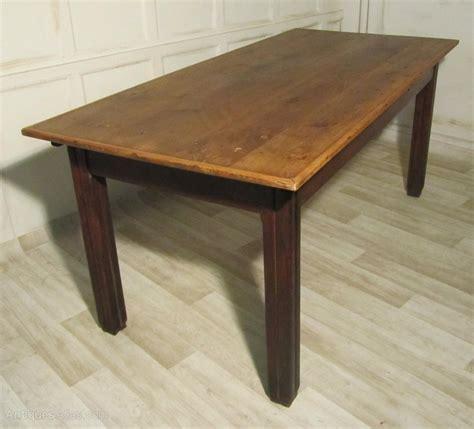 elm kitchen table a rustic elm kitchen table antiques atlas