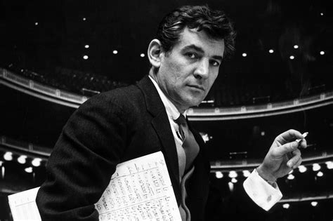 A Place Bernstein Happy 97th Birthday Leonard Bernstein Waldina