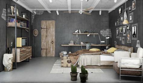 desain rumah industrial ingin interior rumah berbeda coba desain industrial yang