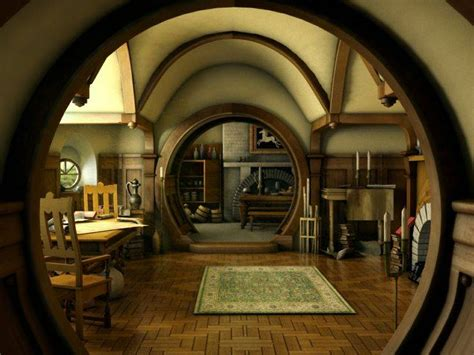 Hobbit Home Interior by Bilbo Baggins Hobbit Hole Would Cost 14m If It Were In