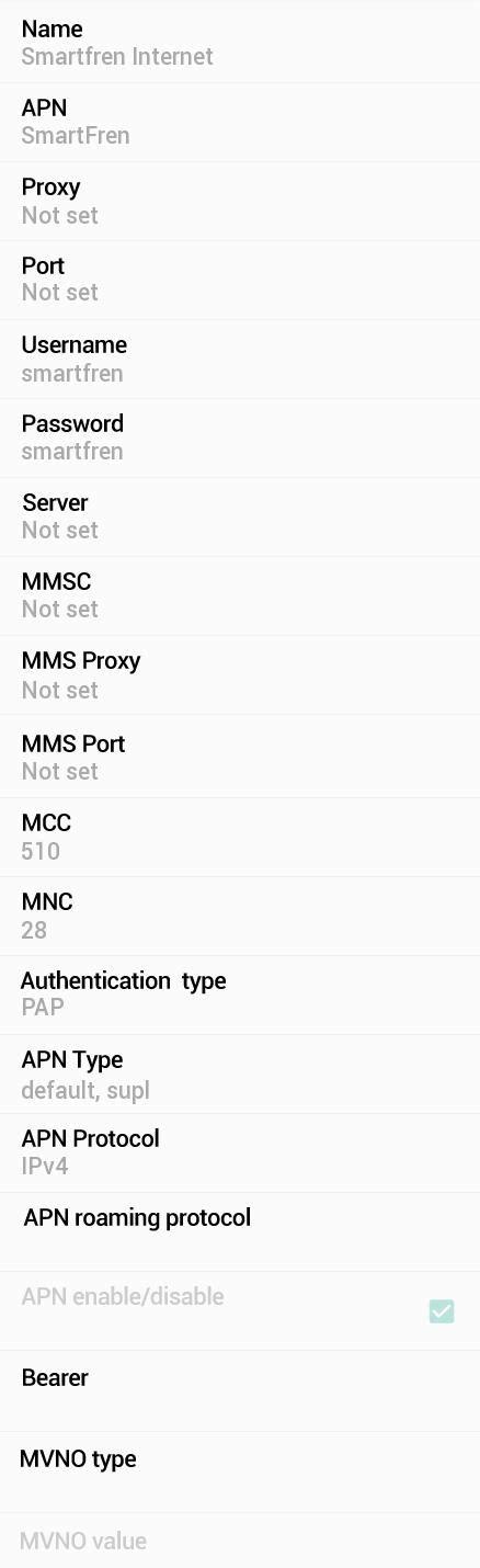 cara setting apn telkomsel 4g cara setting 4g apn smartfren di android 4g lte apn