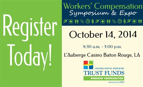 lha wc trust fund workers compensation symposium expo
