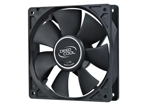 Diskon Deepcool Xfan 12 Black With Hydro Bearing Fan 12cm xfan 120 deepcool fan