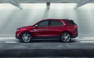 2018 chevrolet equinox gets completely redesigned and