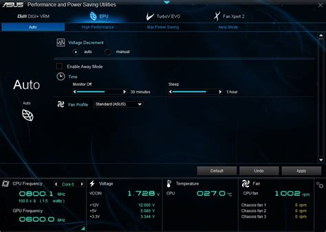 Ai Suite 3 Auto Tuning by Asus H87 Pro Review Asus Bundled Software