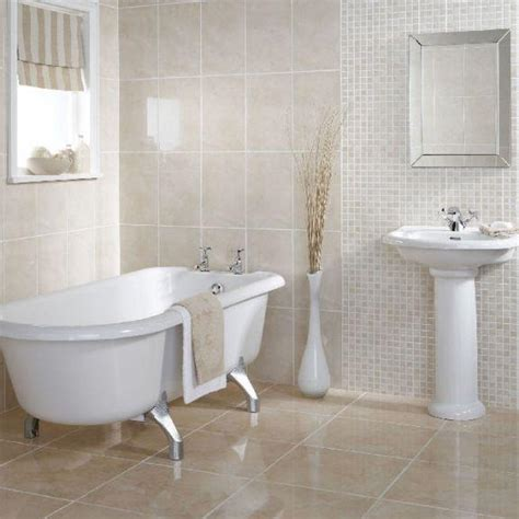 Tile Bathroom Designs - simple cleaning simple bathroom tile cleaning tips