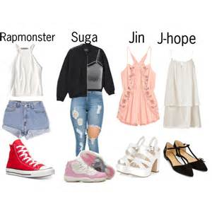 bts ideal type polyvore