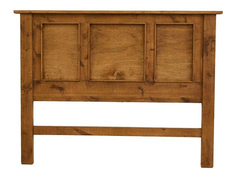 craftsman style headboard rustic alder panel headboard buy rustic headboards