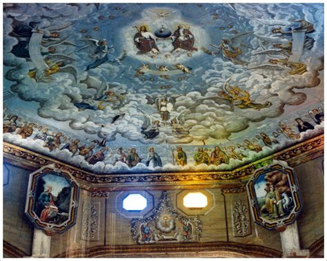 Ceiling Paintings by File Ceiling Paintings Of Balilihan Rc Church Jpg