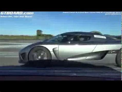 Who Owns A Koenigsegg Agera R Ride Of The Week Koenigsegg Agera R Owns Bugatti Veyron