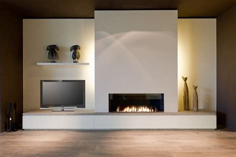 modern chimney contemporary fireplace pinteres