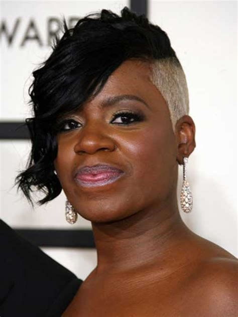almost bald black hairstyles for woman short black hairstyles with one side shaved hairstyles