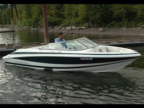 archive video regal 2000 luxury runabout boat youtube - Regal Luxury Boats