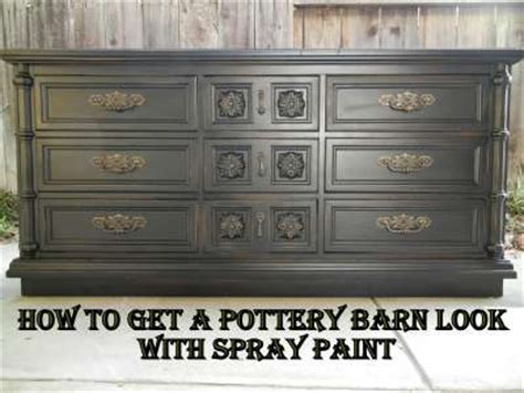 How To Paint Pottery Barn Furniture by One Busy And Six Great Pottery Barn Black The