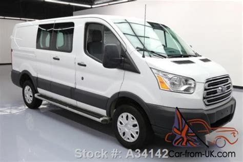 ford transit partition 2015 ford transit cargo rear partition