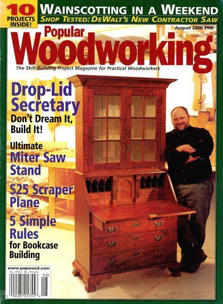 popular woodworking dvd woodwork magazine 116 wood veneer rolls