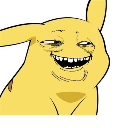 Pikachu Meme - image 91249 give pikachu a face know your meme