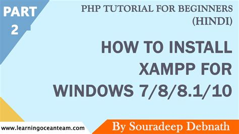 php tutorial youtube in hindi how to install xp for windows 7 8 8 1 10 php tutorial