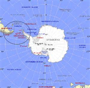 south america and antarctica map the gordons in antarctica