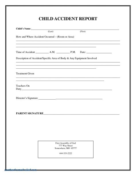 deficiency report template incident report book template future templates