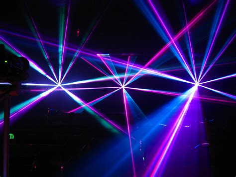 laser lights gallery
